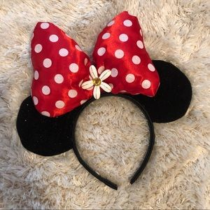Disney official brand mini mouse ears